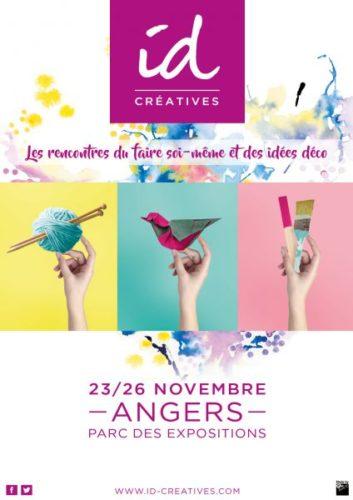 Salon id créative Angers